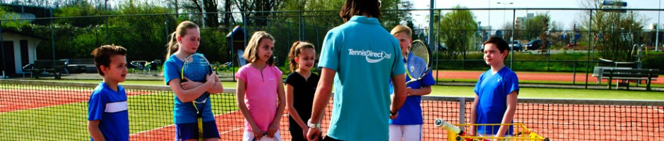 Tennisschool Challenge in Leiden - Tennisles